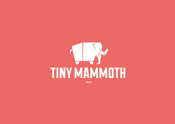 Tiny Mammoth - Logo