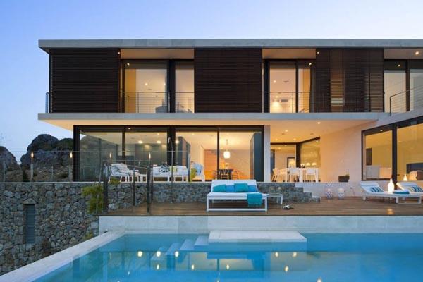 Casa 115 in mallorca spain by architect miquel lacomba - Casas de mallorca ...