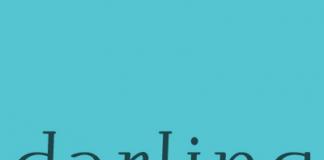 Darling Vintage Display Font by Daniel Justi