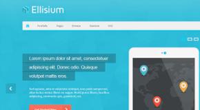 Ellisium - Business Tumblr Theme by PixelMoxie