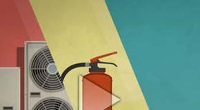 F-Gase - Illustration and Animation by Uli Henrik Streckenbach