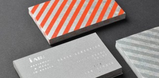 I AM - Russion Fashion Label Identity by The Bakery Design Studio