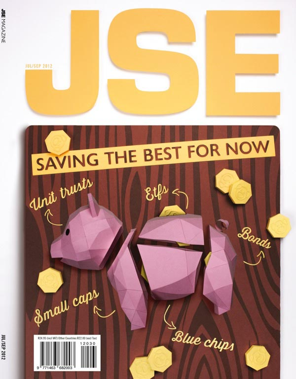JSE Magazine - Cover Illustration by Alexis Facca