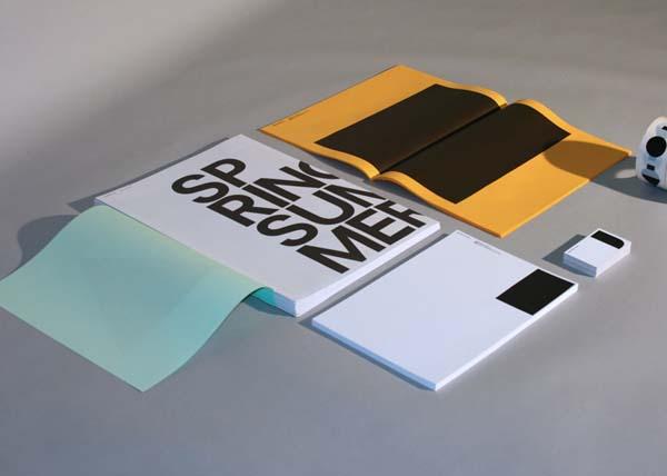 Jamie Bruski Tetsill - Fashion Designer Brand Identity by Pete Rossi
