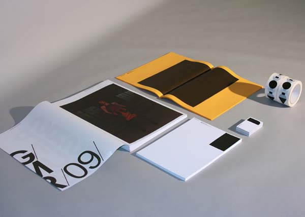 Jamie Bruski Tetsill - Fashion Designer Visual Identity by Pete Rossi