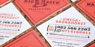 Mad Brew Identity Design by Adam Hill