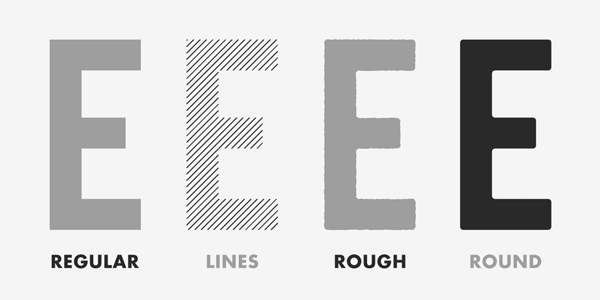 Prohibition Font Styles
