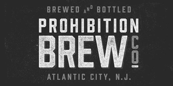 Prohibition Retro Vintage Typeface by Hold Fast Foundry