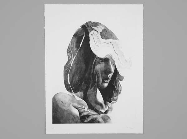 Semblance 16 - Art Print by Von