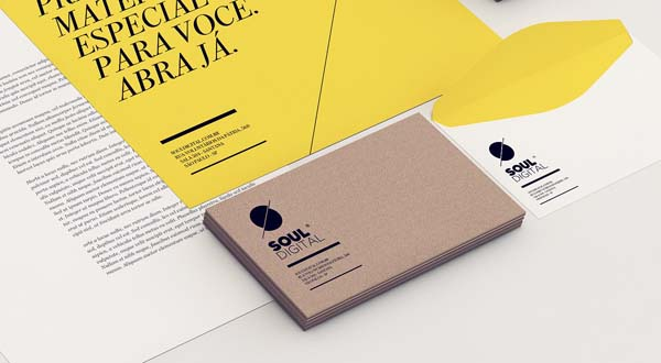 Soul Digital - Branding by Isabela Rodrigues