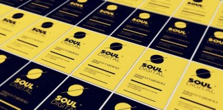 Soul Digital - Business Cards by Isabela Rodrigues - Sweety Branding Studio