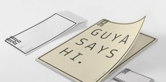 Stationery Design by Woodlake Design Studio for Hansen Text & Concept