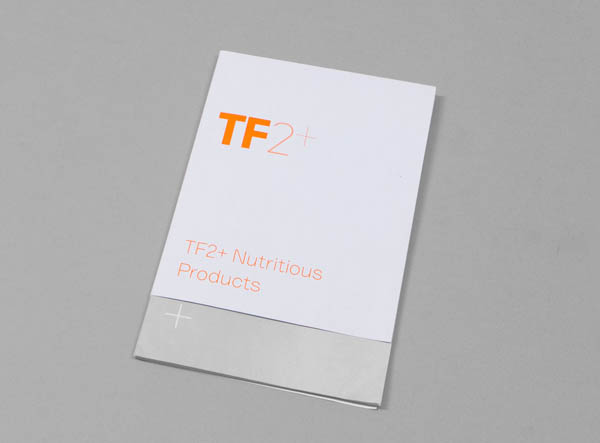 TF2+ from Tony Ferguson - Branding by Maud
