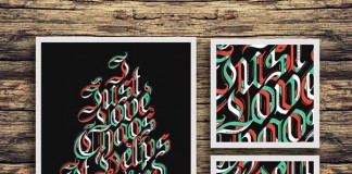 Type Treatments by Fabian De Lange