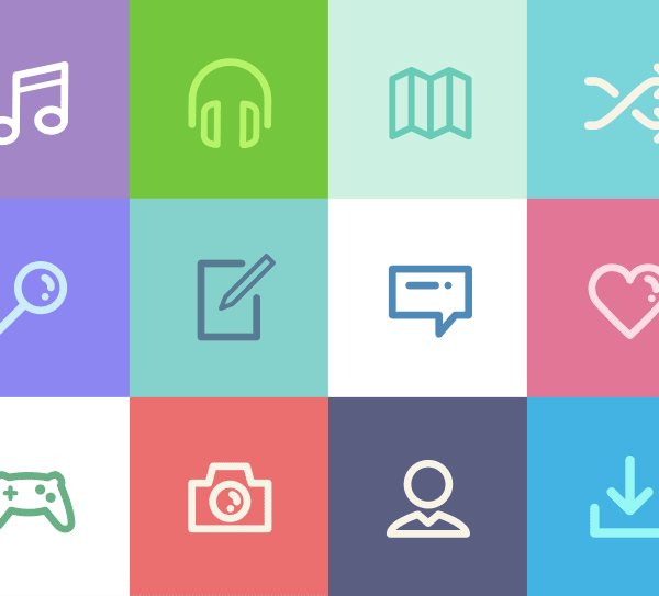 Free Icon Set by Amit Jakhu