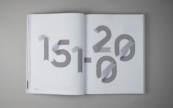Shanghai Ranking Book - Art Direction by Sawdust
