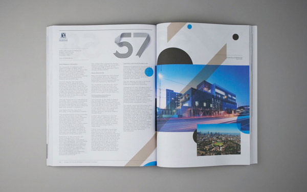 Shanghai Ranking Book - Creative Direction by Sawdust