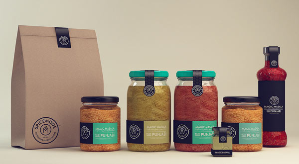 Spicemode Identity and Packaging by Isabela Rodrigues – Sweety Branding Studio