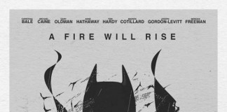Batman - Movie Poster Illustration by Niel Quisaba