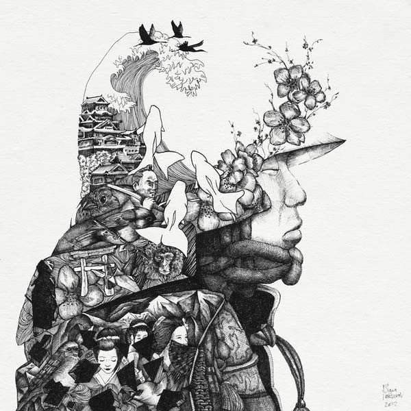 Before the Battle - Illustration by Slava Triptih