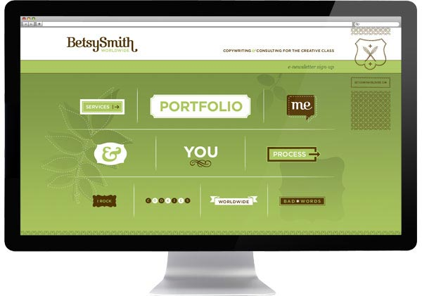 Betsy Smith Worldwide - Web Design by Eight Hour Day