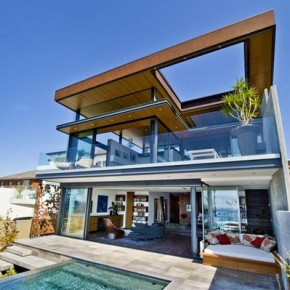 Bronte House - Modern Architecture by Rolf Ockert Design