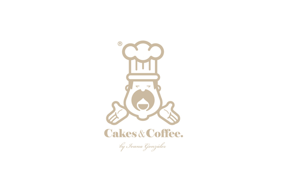 Cakes & Coffee Logo Design by Empatía ® Studio