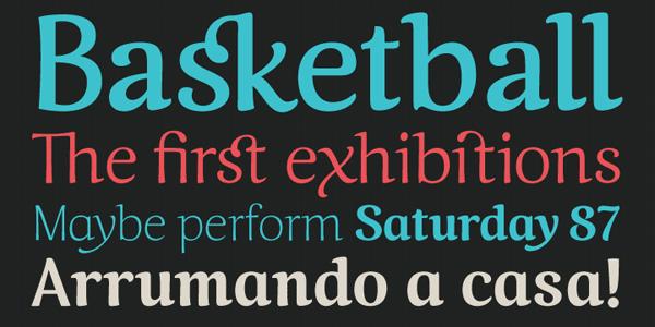 Caturrita Extra Typeface