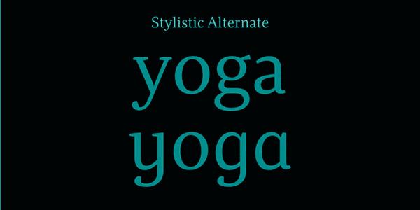 Dorica - Stylistic Alternates