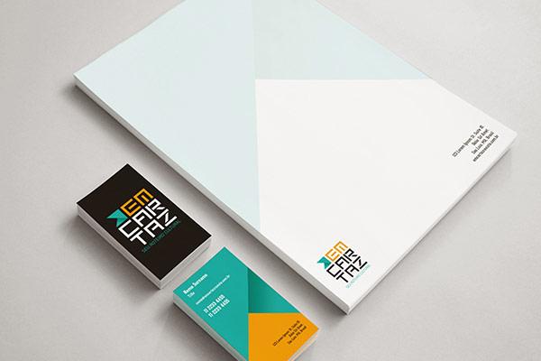 Em Cartaz - Corporate Design by Kempeli Design e Comunicação