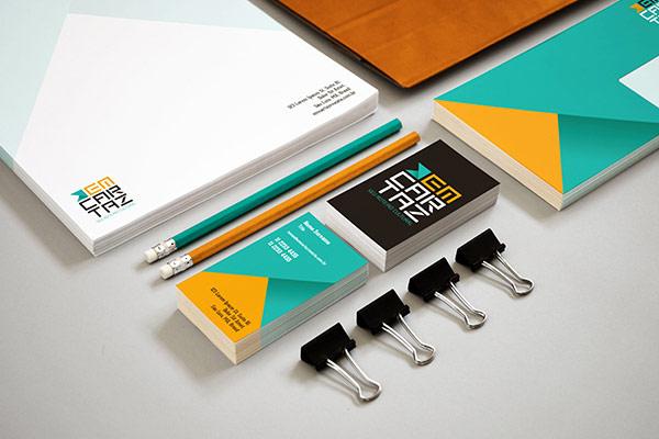 Em Cartaz - Corporate Identity by Kempeli Design e Comunicação