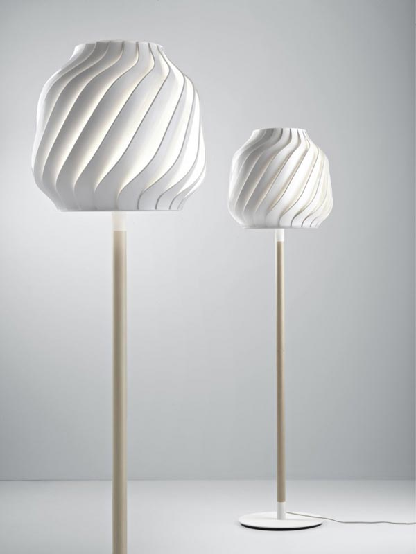 F24 Ray Floor Lamps by Lagranja Design Lamps for Fabbian Illuminazione