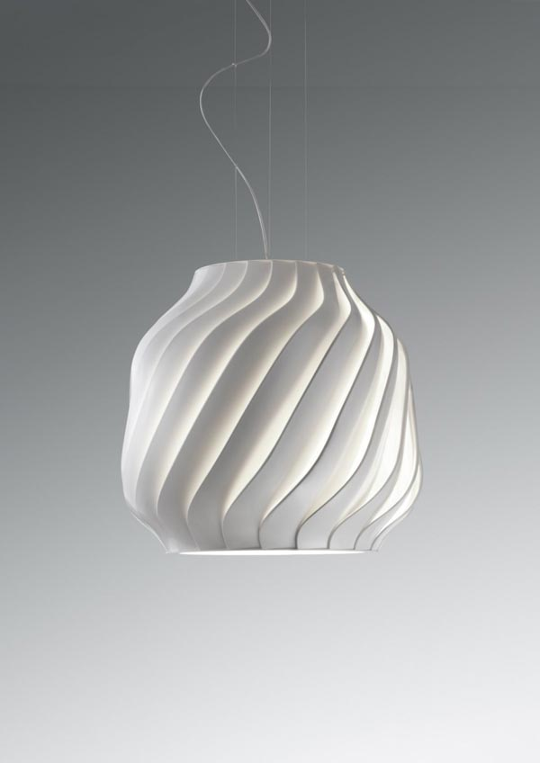 F24 Ray Pendant Lamp by Lagranja Design Lamps for Fabbian Illuminazione
