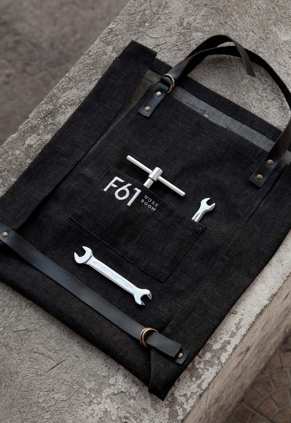 F61 work room - Bag