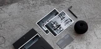 F61 work room - Print Studio Brand Material