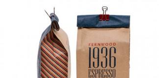 Fernwood Coffee - Brand Identity by Glasfurd and Walker