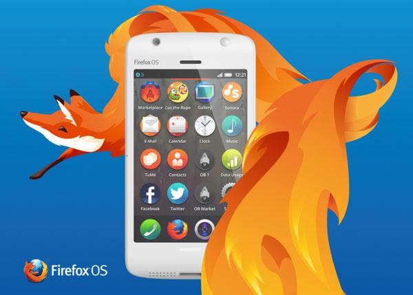 FireFox OS brand mascot creation by Martijn Rijven