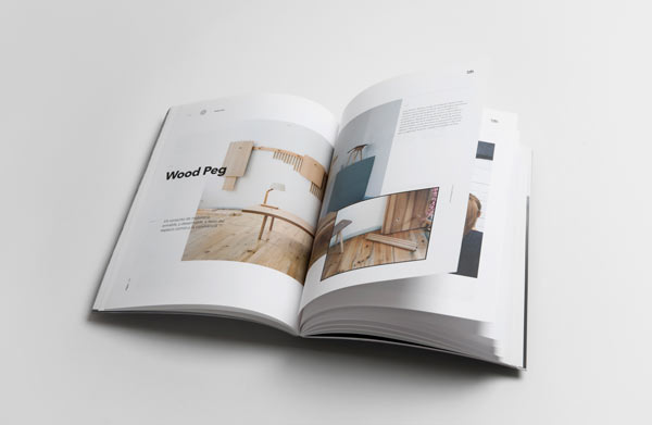 Folio. Magazine Editorial Design by Face