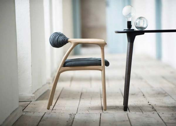 haptic chair furniture design by trine kjaer beautiful furniture pictures