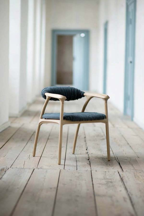 Haptic Chair - Furniture by Trine Kjaer Design Studio