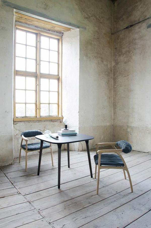 Haptic Chair – Furniture Design by Trine Kjaer