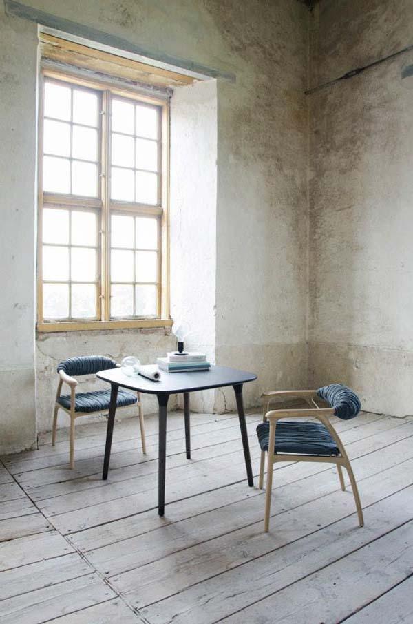 Haptic Chair – Furniture Design by Trine Kjaer