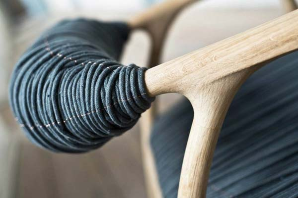 Haptic Chair - close up