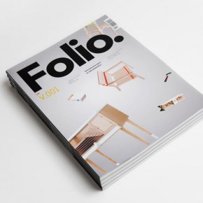 Folio. Corporate Identity & Editorial Design by Face
