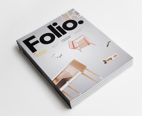 how to make a folio book