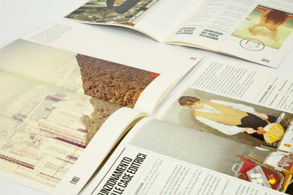 MAG IS IN - Editorial Design by Francesca Oddenino and Vanessa Poli