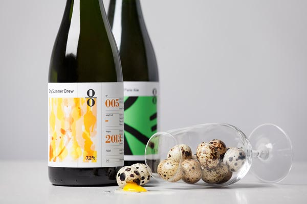 O/O Brewing - Corporate Identity by Lundgren+Lindqvist