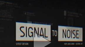 Signal To Noise - Timelapse by Douglas Koke
