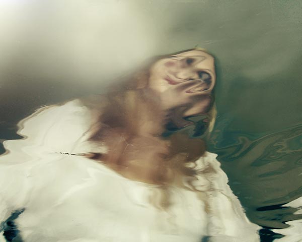 Sins - Self Portrait in a Moving Mirror by Kalliope Amorphous