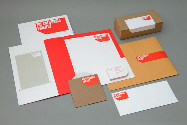 The California Project Identity Design by Common Name